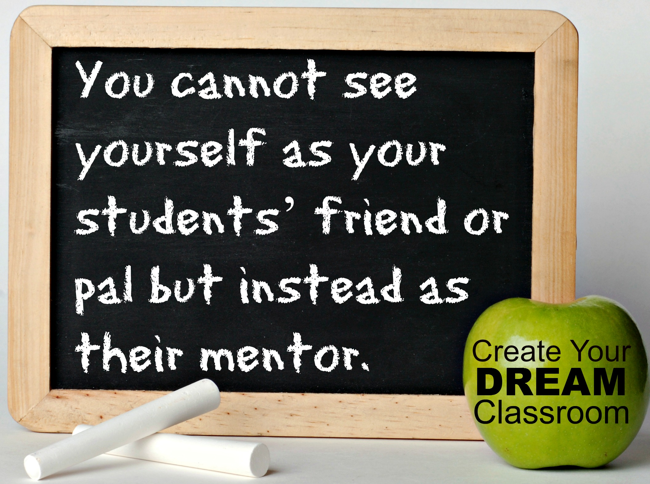 Find out more aout Create Your Dream Classroom