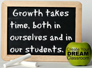Find out more in Create Your Dream Classroom