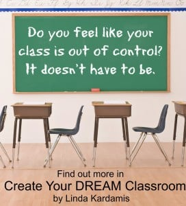 Find out more about Create Your Dream Classroom