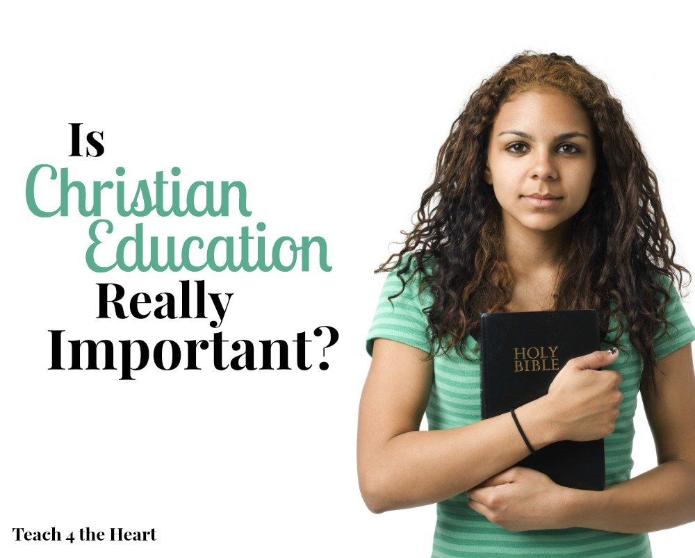 3 Reasons Why Christian Education is Vital