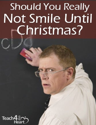 Don't Smile Until Christmas?