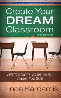Create Your Dream Classroom: the perfect book for Christian teachers