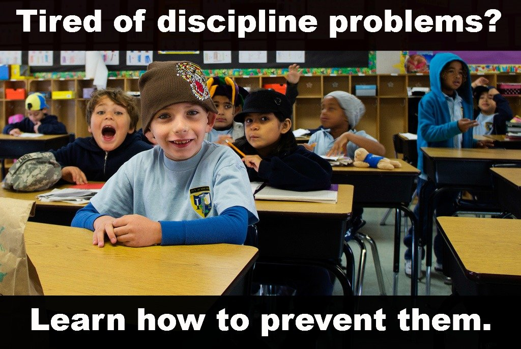 How to Prevent Discipline Problems