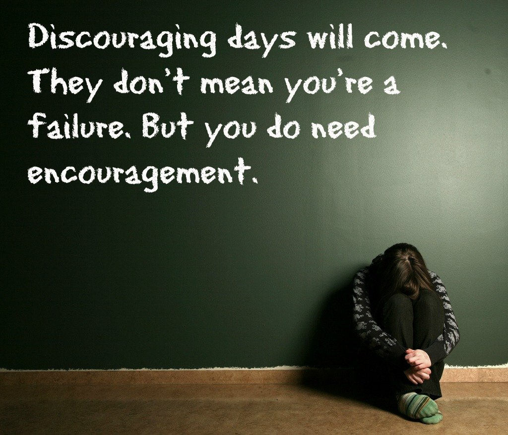 Dealing with Discouraging Days (View Post)