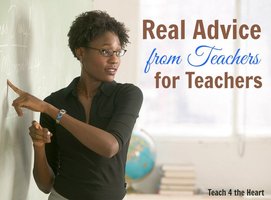 Real Advice for Teachers from Teachers. View post: