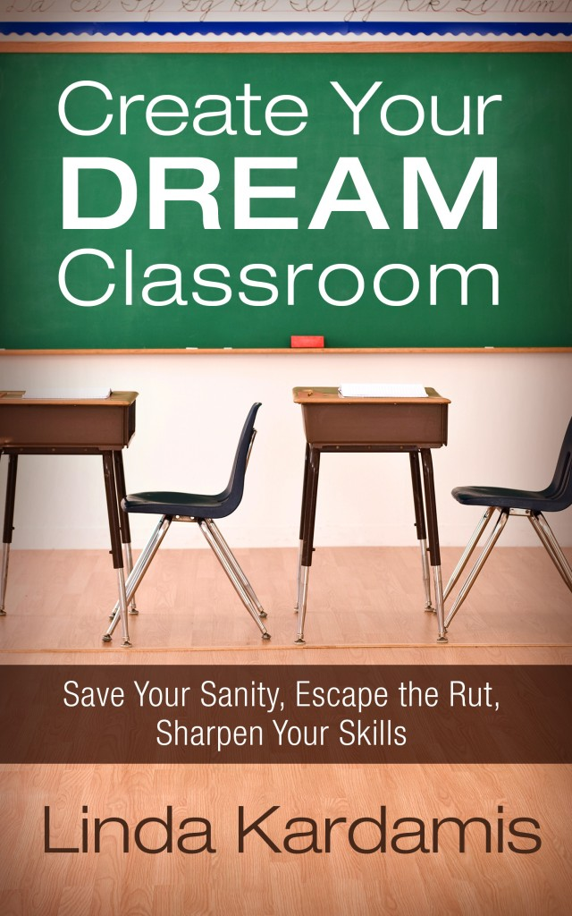 Create Your Dream Classroom, the perfect book for Christian teachers