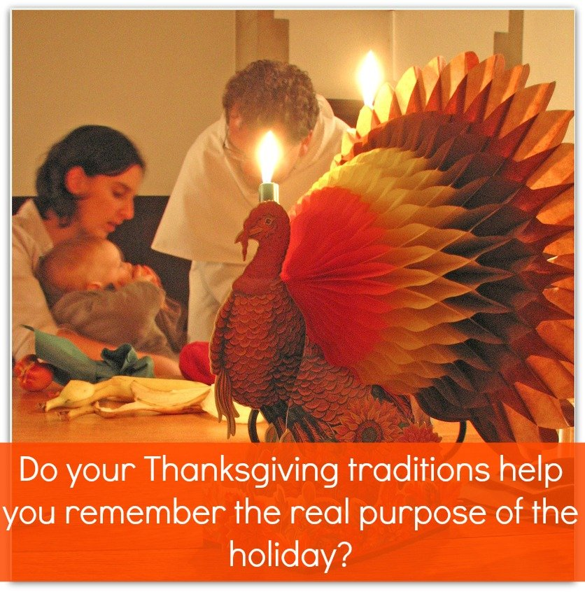 Thanksgiving Traditions in America