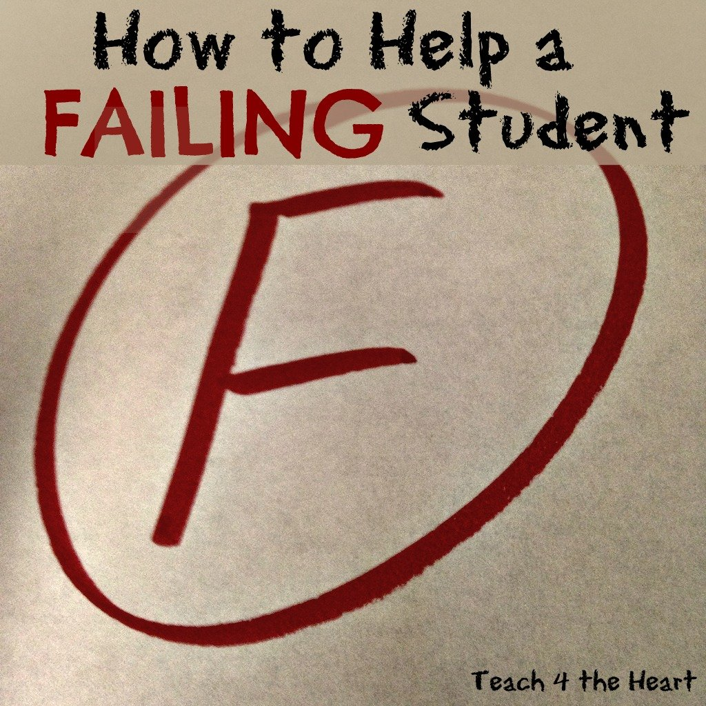 9 Ways to Help a Failing Student