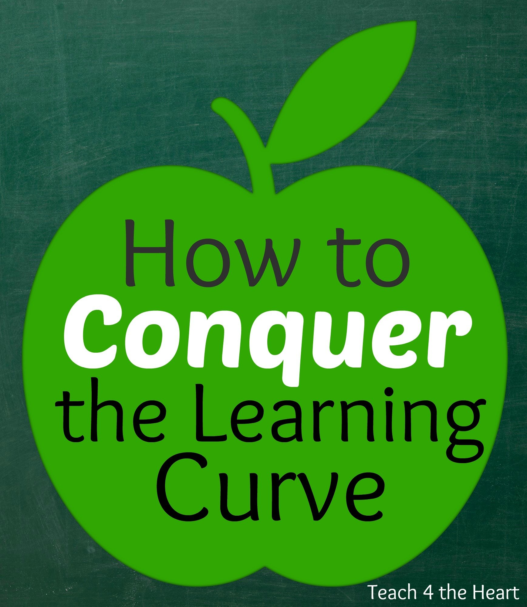 How to Conquer the Learning Curve of Teaching