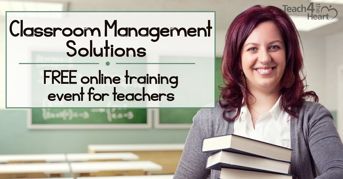 classroom management solutions training for teachers