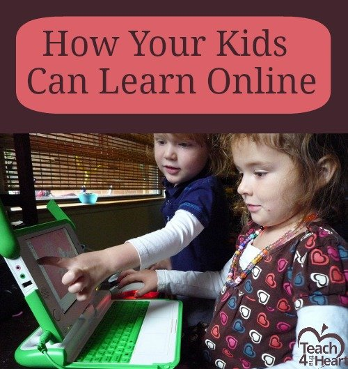 How Your Kids Can Learn Online