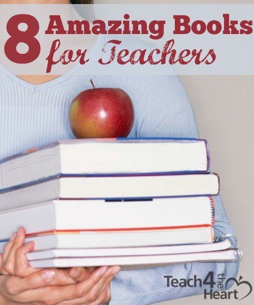 8 Fantastic Books for Teachers