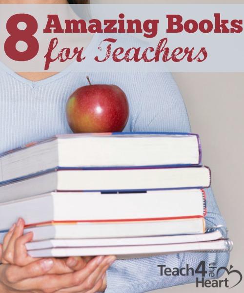 8 Fantastic Books for Teachers