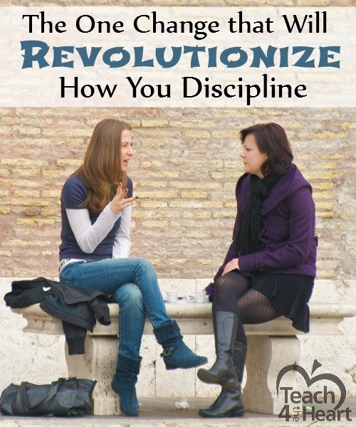 The One Change that Will Revolutionize How You Discipline