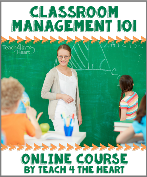 Classroom Management 101: online course for teachers