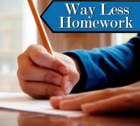 Why teachers should give less homework