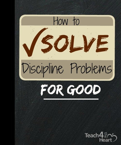 How to solve discipline problems for good