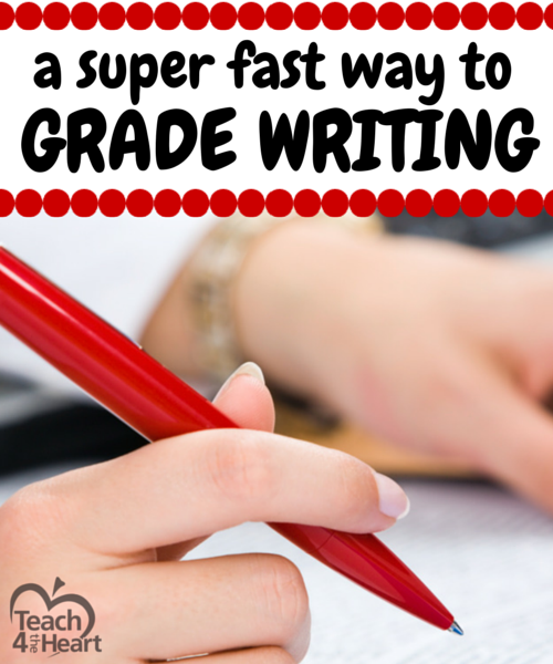 Best way to teach writing