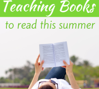 5 awesome teaching books to read this summer