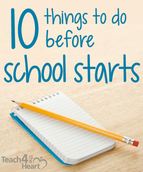It S Always Confusing When It Comes To House Plan While: 10 Things To Do Before School Starts
