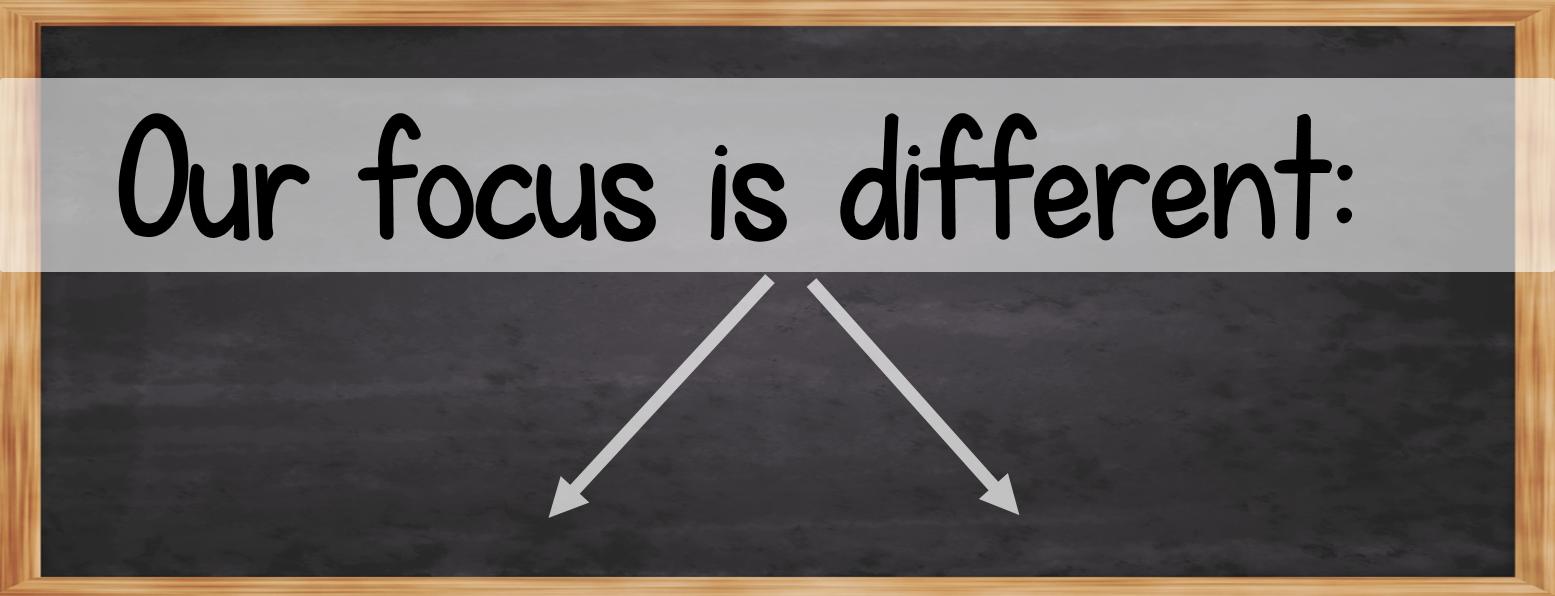 Focus for Christian teachers