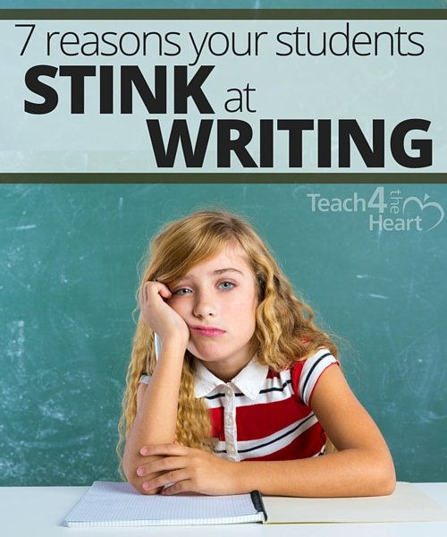 improve your students' writing