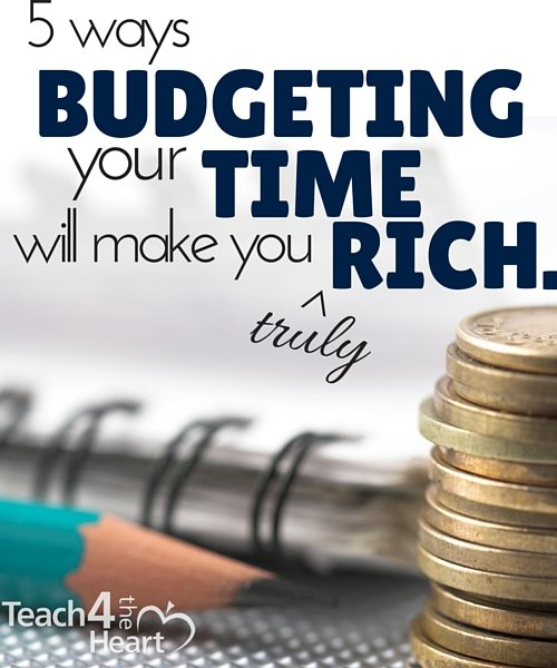 5 ways budgeting your time wisely will make you truly rich