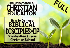 Cover Photo Discipleship Full