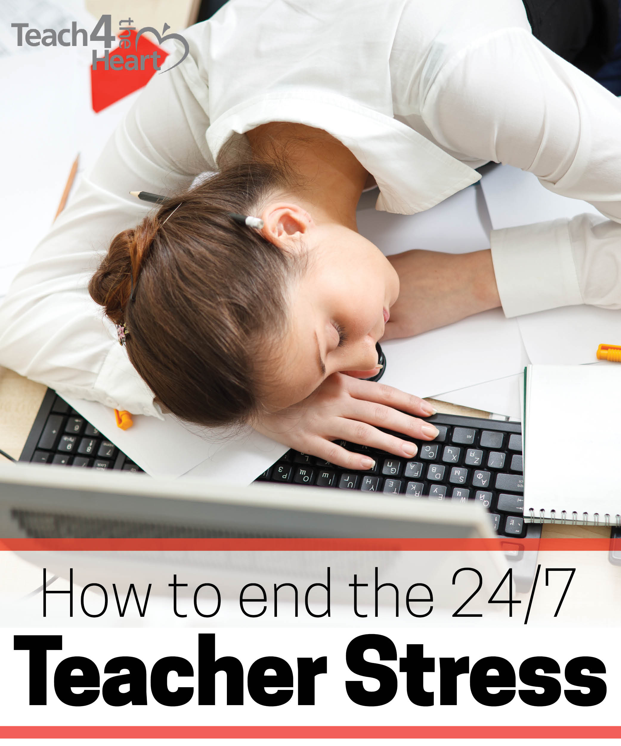 how to end the teacher stress cycle and find balance