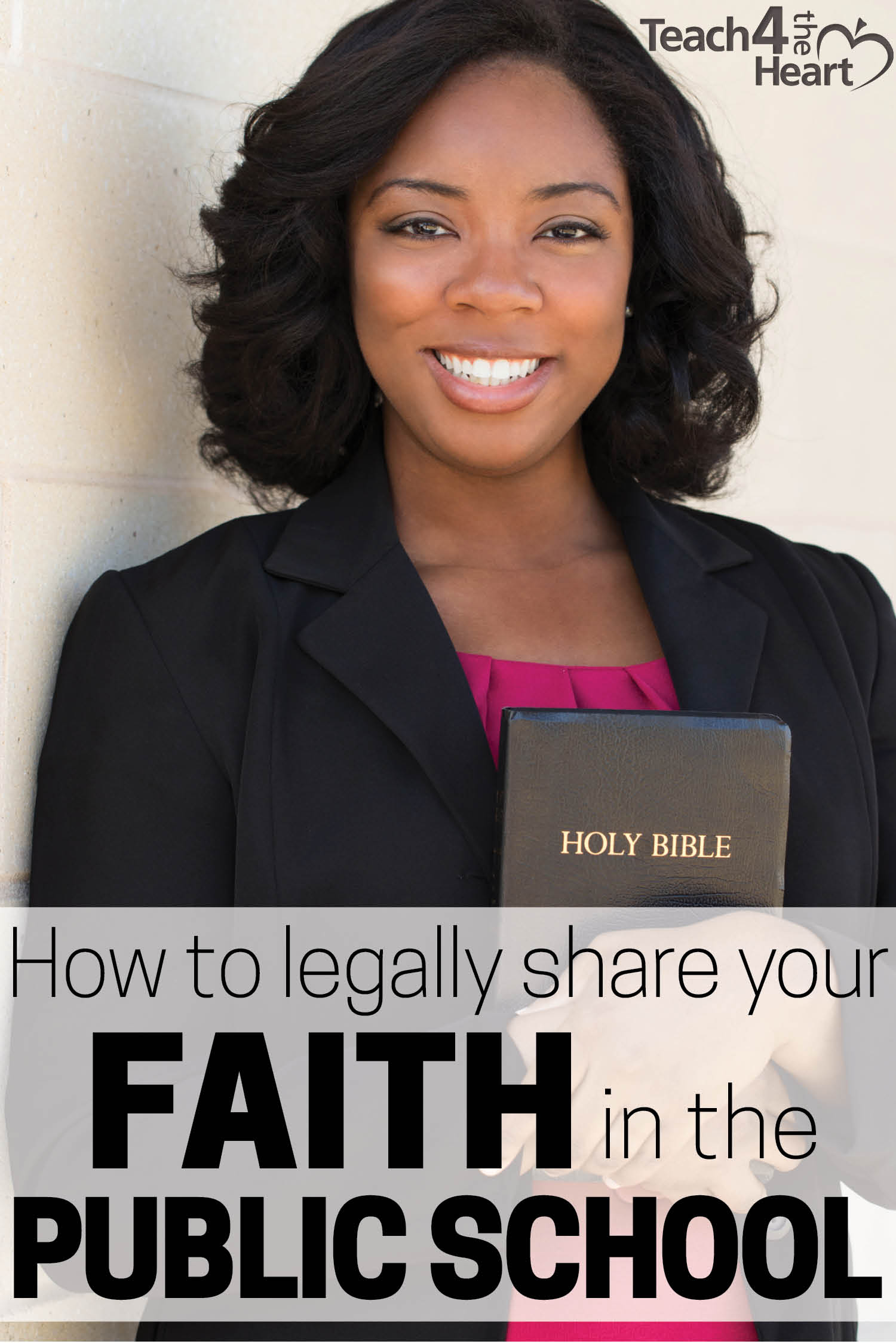 how Christian teachers can legally teach about religion & discuss faith in the public school