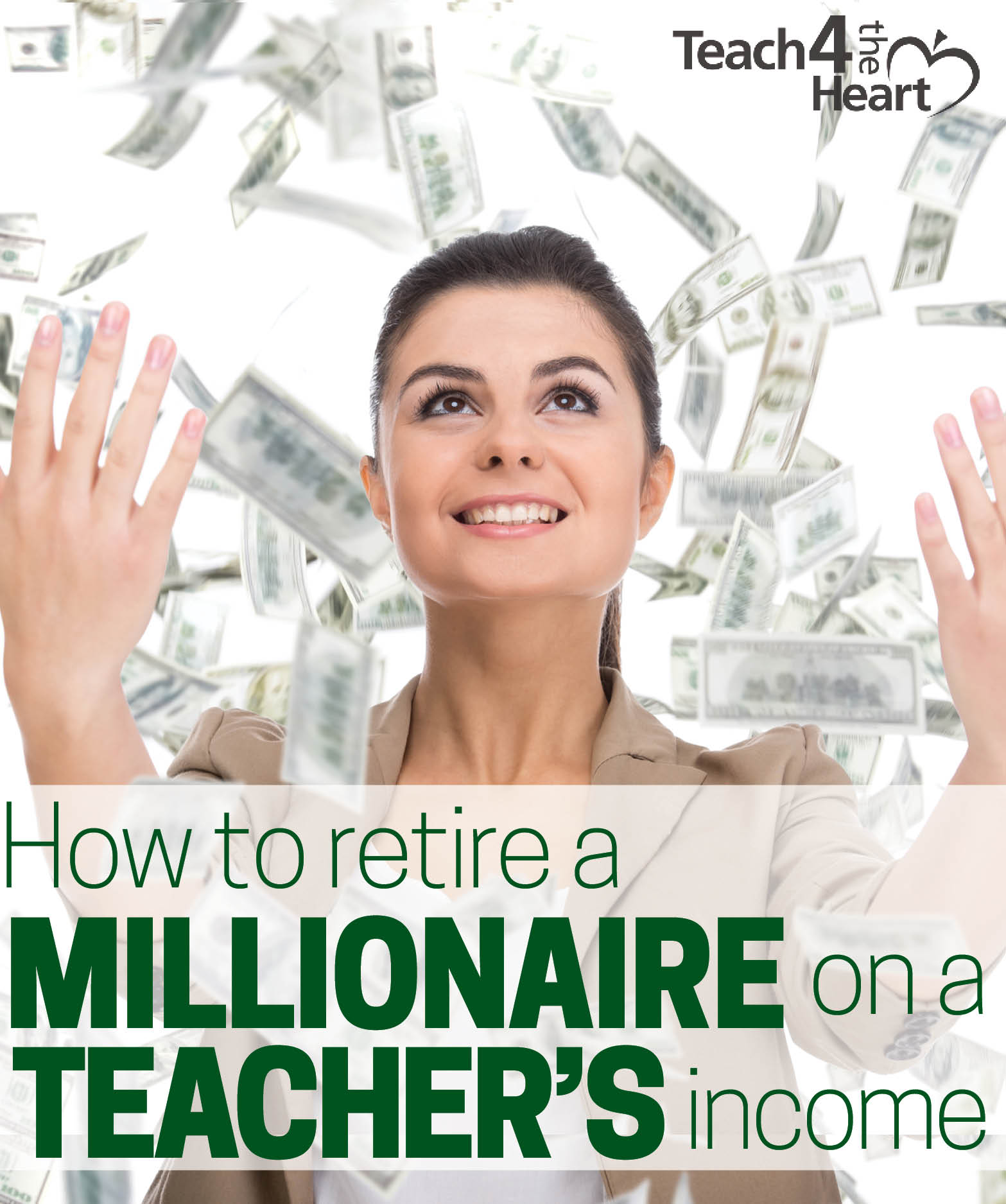 how to retire a millionaire on a teacher's income