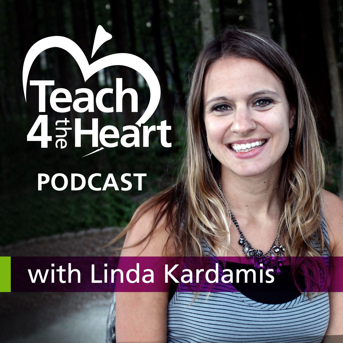 Teach 4 the Heart podcast for Christian teachers