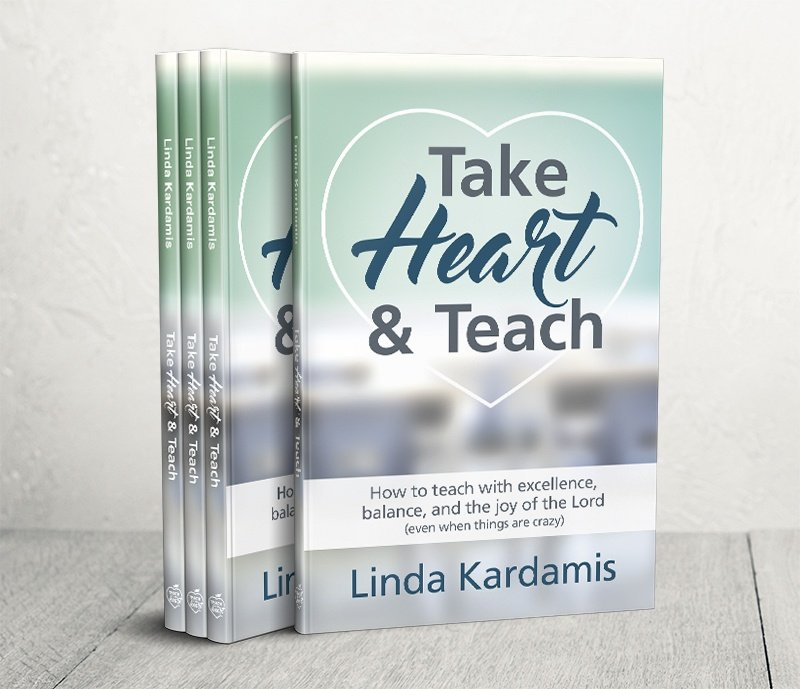 Take Heart & Teach Mockups
