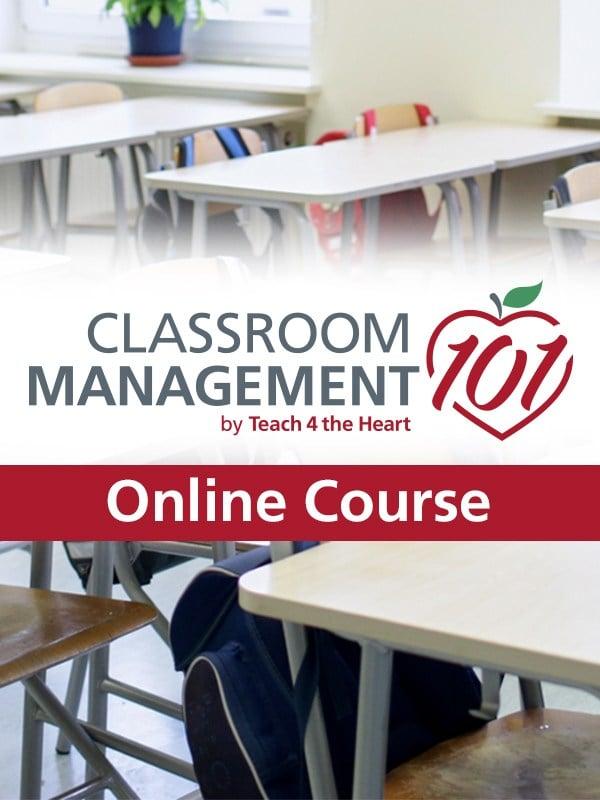 CM 101 Classroom management online course