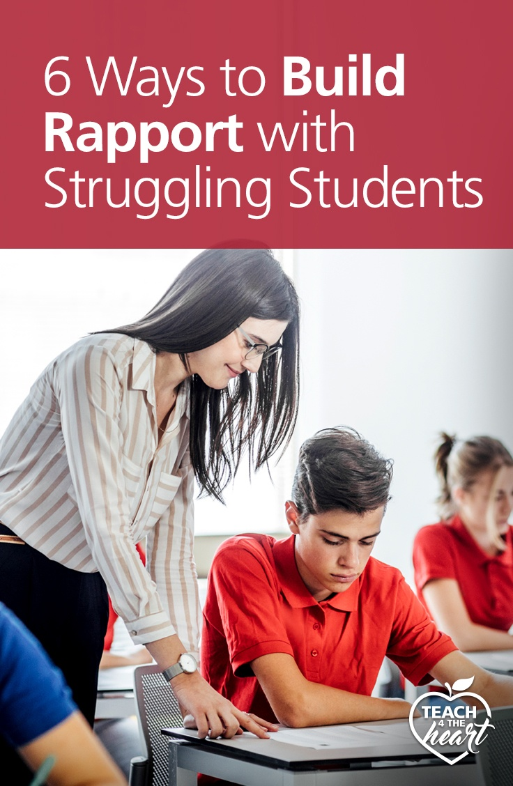 PIN Build Rapport with Struggling Students