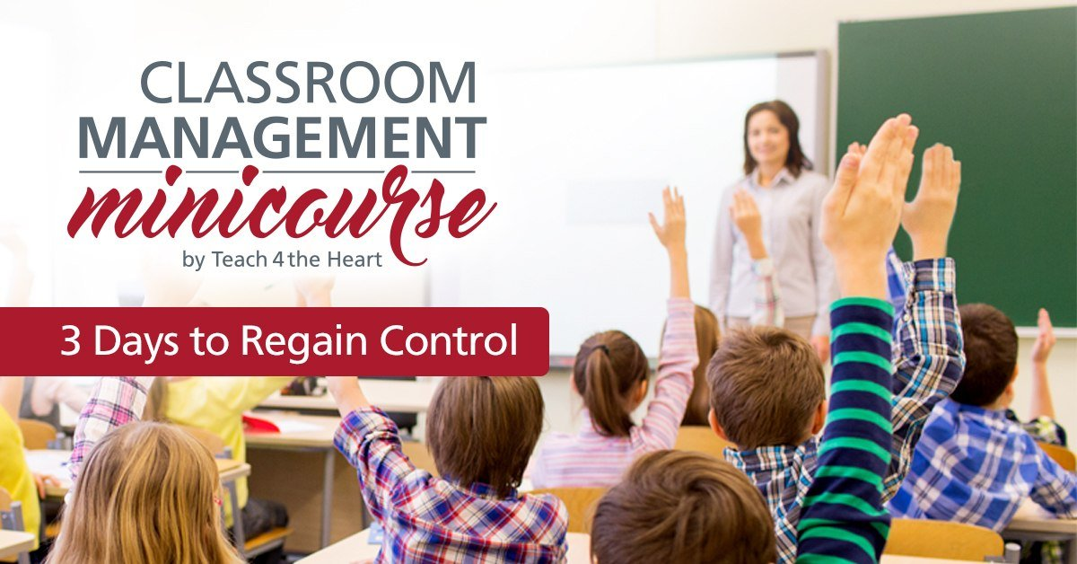 Classroom Management Minicourse
