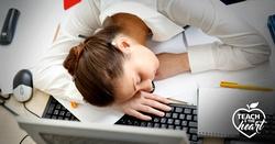 End the 24/7 Teacher Stress Cycle