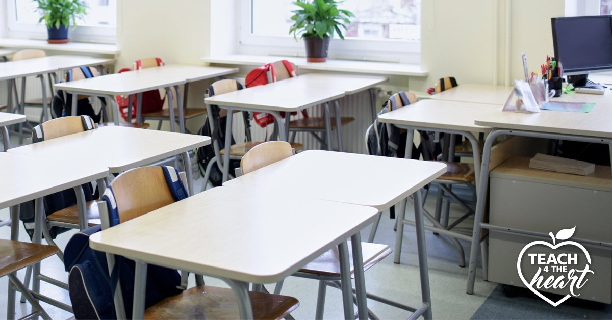 Setting Up Your Classroom: 9 Practical Things You May Not Have Thought Of