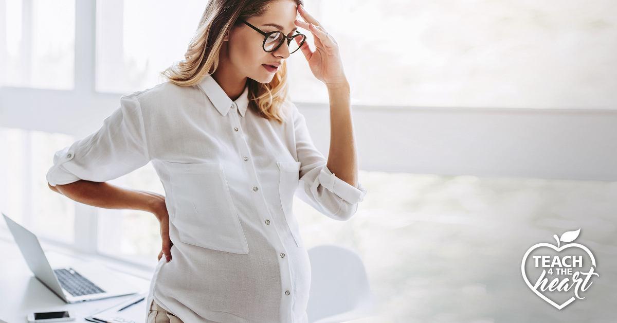 Teaching Pregnant