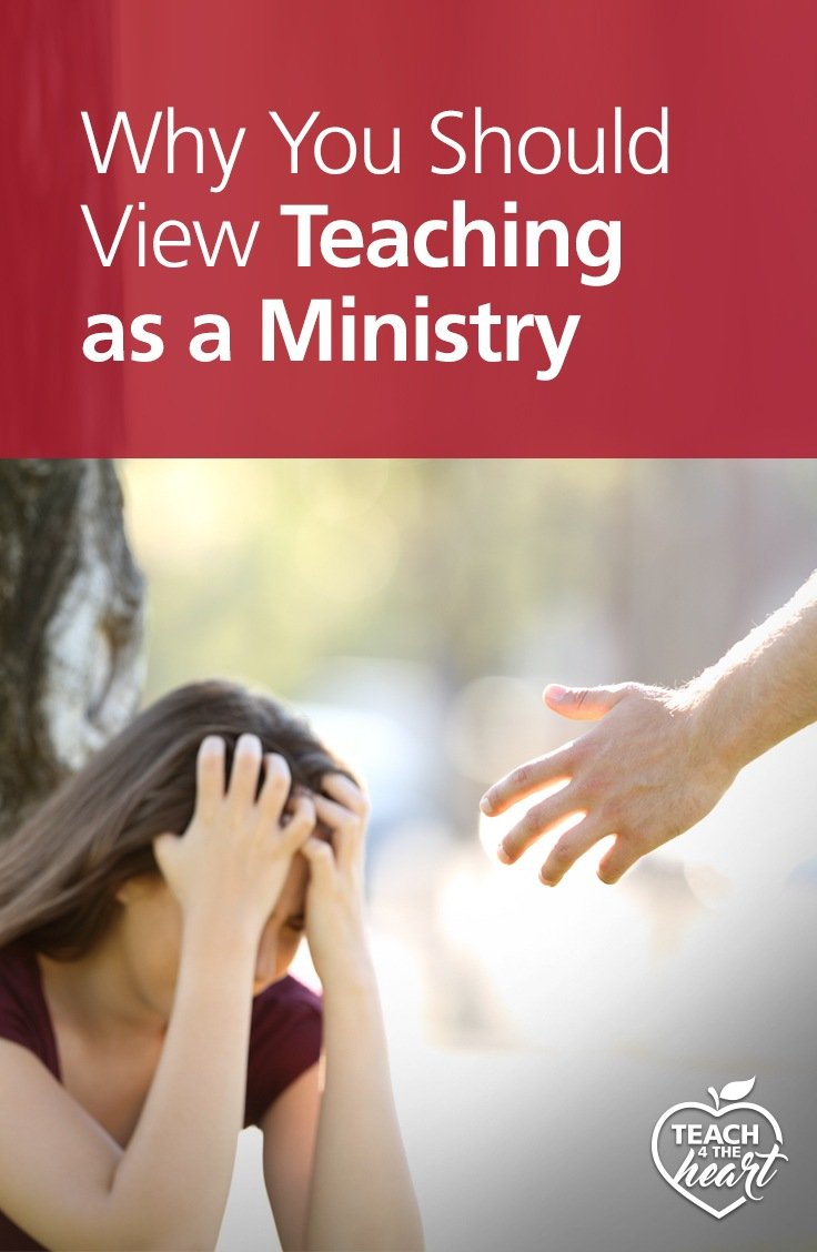 PIN View Teaching as a Ministry