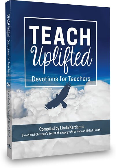Teach Uplifted Devotional Book