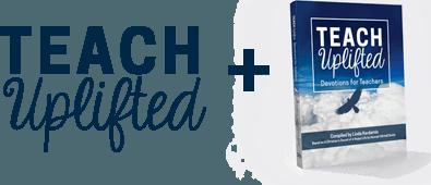 Teach Uplifted + Devotional Book
