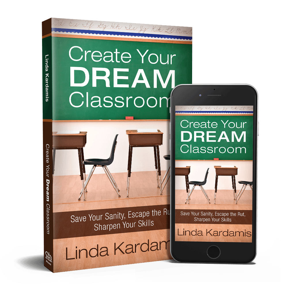 Create Your Dream Classroom in book and on phone