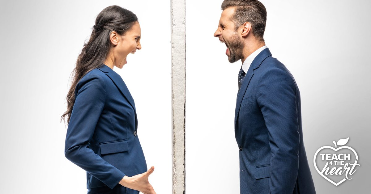 8 Truths to Encourage Your Heart During Conflict