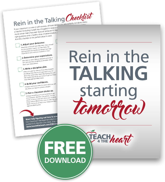 Free Download: Rein in the Talking Starting Tomorrow