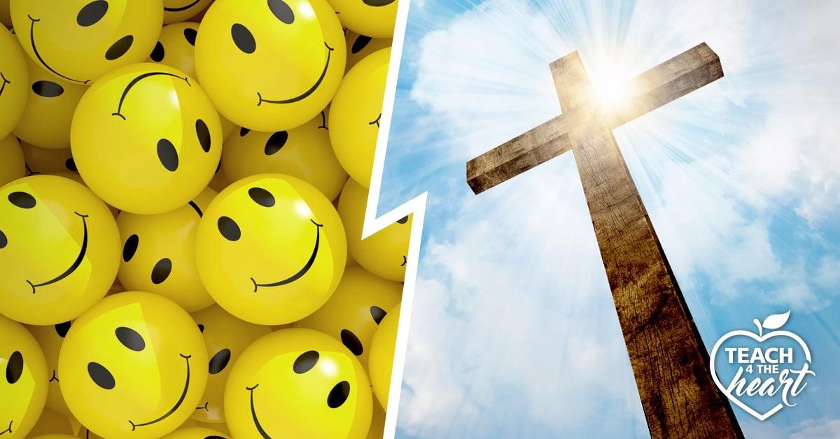Self-Esteem and Positivity v. the Gospel