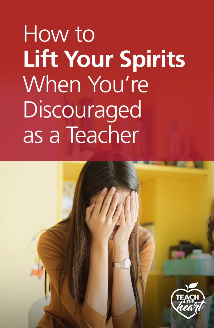 PIN Lift Your Spirits When You're Frustrated as a Teacher