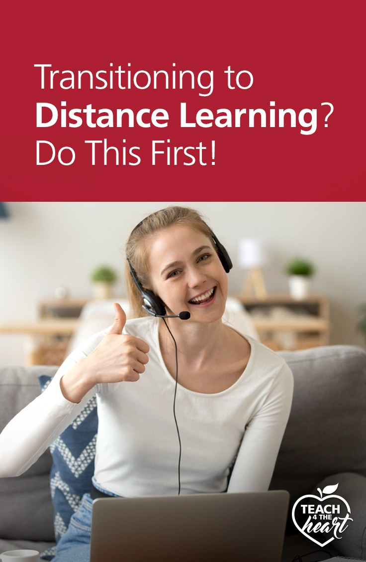 PIN Transitioning to Distance Learning? Do This First!