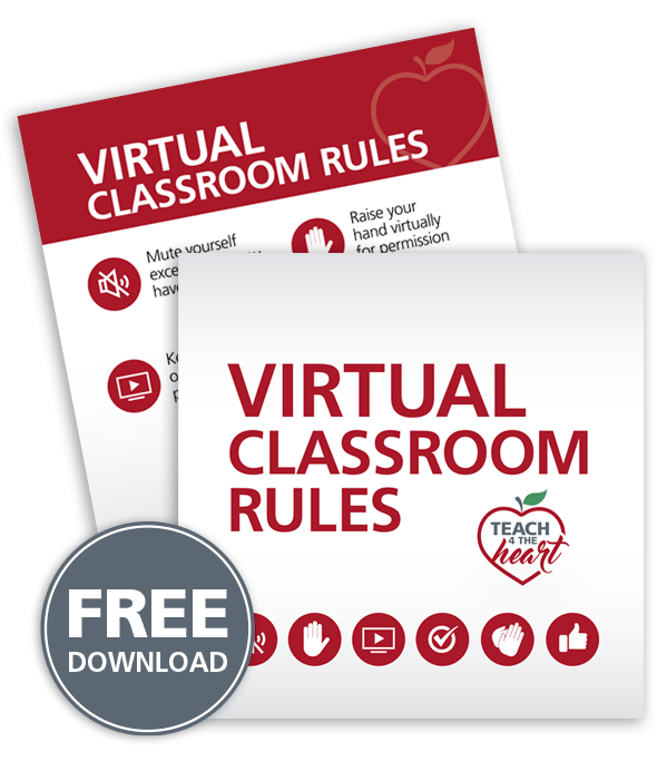 Virtual Classroom Rules