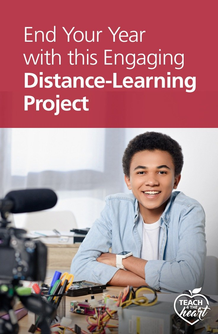 PIN End Your Year with this Engaging (yet simple) Distance-Learning Project